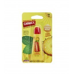 Carmex Lip Balm Pineapple  Mint Tube (10g)