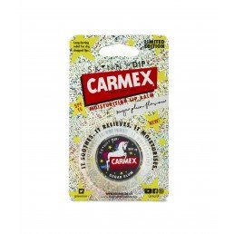 Carmex Skinny Dip Sugar Plum Pot Black Lid Skinny Dip Sugar Plum Blister Pot 7.5g
