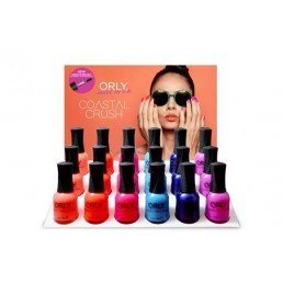 ORLY Nail Polish Coastal Crush 18pc collection