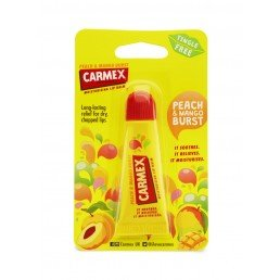 Carmex Lip Balm Tube Peach and Mango