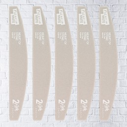 2AM Accessories Nail Buffer 220/280 - 5 Pack