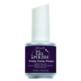 ibd Just Gel Polish - special £ Pretty, Pretty, Please (14ml)