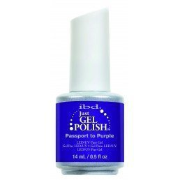 ibd Just Gel Polish - special £  Passport to Purple (14ml)
