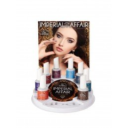 ibd Just Gel Polish Imperial Affair Display 24pc