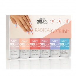 ORLY Gel FX Radical optimism (6pc)