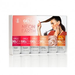 ORLY Gel FX Neon Earth (6pc)