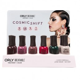 ORLY Breathable 12pc Display Cosmic Shift A/W 2019 + 6pc backstock