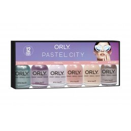 ORLY Nail Polish Pastel City 6pc Kit