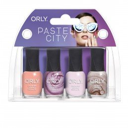 ORLY Nail Polish Pastel City 4pc Mini Kit