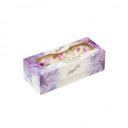 Rose  Co. Bath Fancies Trio Hyacinth (3pc)