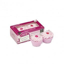 Patisserie De Bain Bath Tartlette Duo Raspberry Roulade (2x 45g)