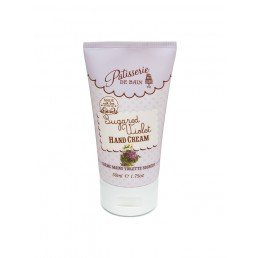 Patisserie de Bain Hand Cream Tube Sugared Violet