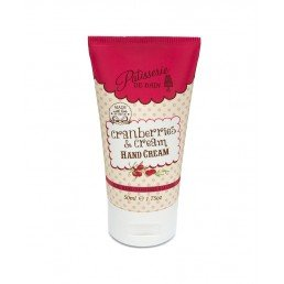 Patisserie de Bain Hand Cream Tube Cranberries Cream