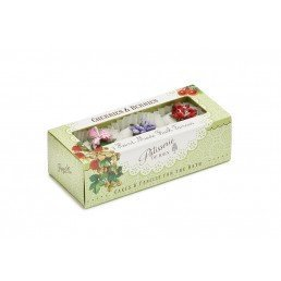 Patisserie de Bain Bath Fancies Trio Cherries Berries