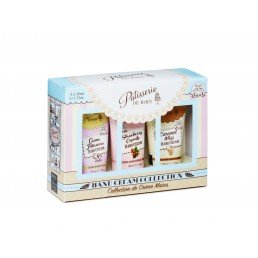 Patisserie de Bain Hand Cream Collection (Various Fragrances) (3x50ml)
