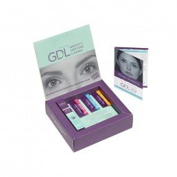 The Eyelash Emporium Lash Lift Private Screening GDL Sample Kit with Bonder