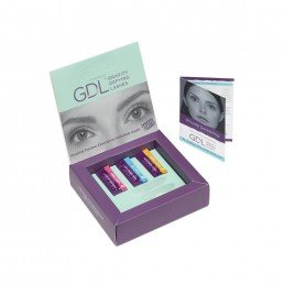 The Eyelash Emporium GDL Sample Kit Private Screening Without Bonder