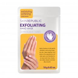 Skin Republic Hand Mask Exfoliating Fruit Acid (18g) 10pk