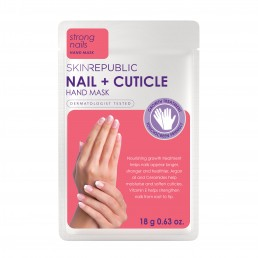 Skin Republic Hand Mask Nail + Cuticle (18g) 10pk