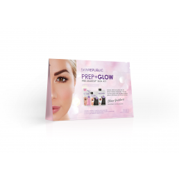 Skin Republic  Prep + Glow gift set (3pcs)
