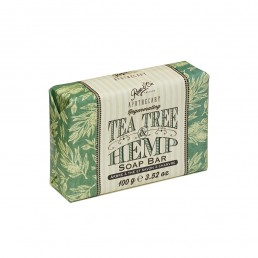 Rose  Co. Apothecary Soap Tea Tree  Hemp (100g)