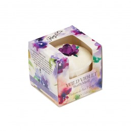 Rose  Co. Bath Fancy Boxed Wild Violet (1pc)