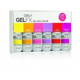 ORLY Gel FX Special £ Pacific Coast Highway (9ml) 6 PCS
