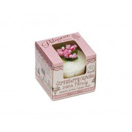 Patisserie de Bain Strawberry Cupcake Bath Fancy