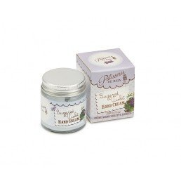 Patisserie de Bain Hand Cream Jar Sugared Violet