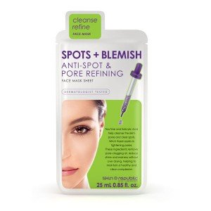 Skin Republic Face Mask Spots  Blemish (25ml) 10 Pack
