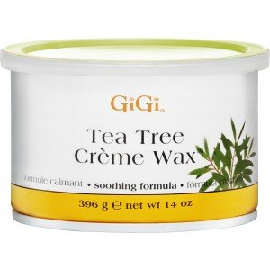 GiGi Creme Wax Tea Tree (14oz)