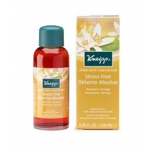 Kneipp Herbal Bath Stress Free Mandarin Orange (100ml)