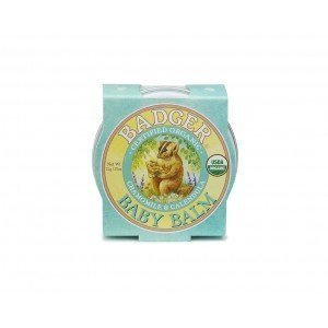 Badger Balm Mini Baby Chamomile and Calendula  (21g)
