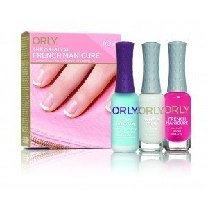 ORLY Nail Polish Rose Tone Kit (3pc)