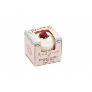 Patisserie de Bain Bath Fancy Boxed Rose  Patchouli (1pc)