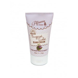 Patisserie de Bain Hand Cream Tube Sugared Violet (50ml)