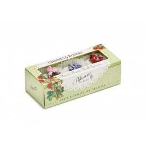 Patisserie de Bain Bath Fancies Trio Cherries  Berries (3pc)
