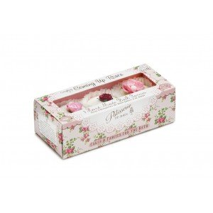 Patisserie de Bain Bath Fancies Trio Coming up Roses (3pc)
