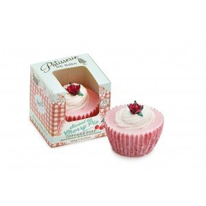 Patisserie de Bain Cupcake Soap Sweet Cherry Pie (1pc)