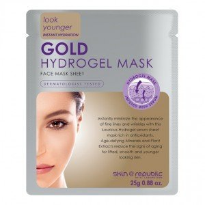 Skin Republic Hydrogel  Gold Face Mask 25g