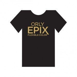ORLY T Shirt Womens EPIX V Neck (L)
