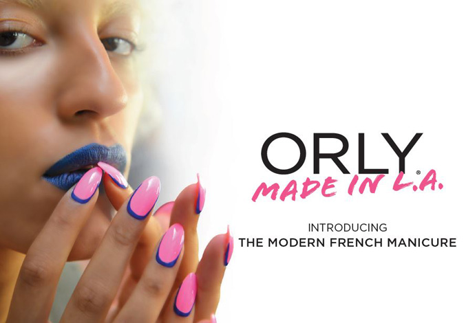 Modern French Mani Booklet