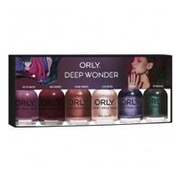 ORLY Deep Wonder 6pc Lacquer